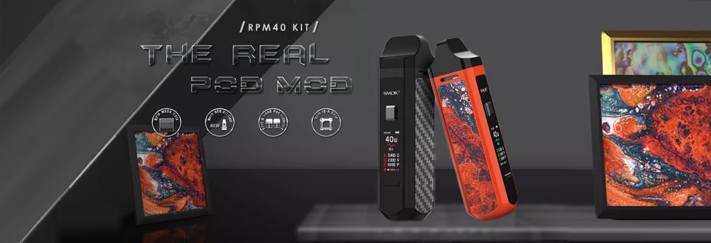 Smok RPM 40 Kit