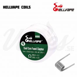 Hellvape Dual Core Fused Clapton Coil